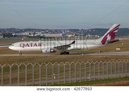 Qatar Airbus A330