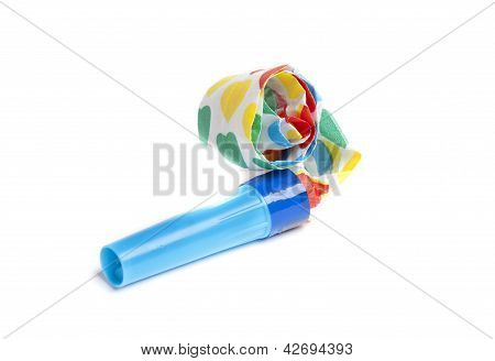 Party Blower Isolated