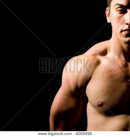 Muscular Guy