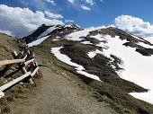 Colorado Rocky Mountain Path