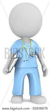The Nurse.