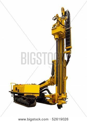 Industrial drilling rig