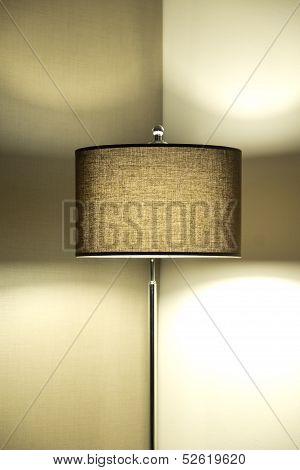 Illuminated Lamp