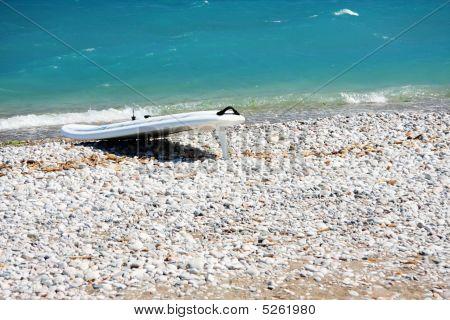 White Windsurf