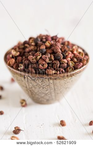 Sechuan Peppercorns