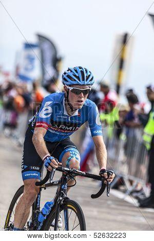 The Cyclist Andrew Talansky