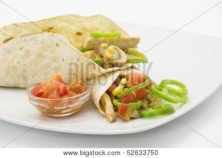 Fajitas, Mexican Food