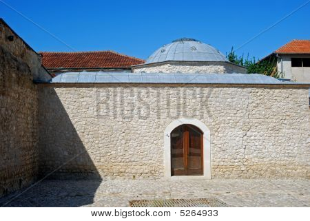 Tabhana Turkish Bath, Mostar, Bosnia-herzegovina