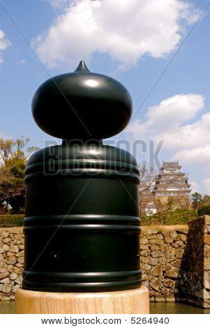 Castle, Himeji, Japan