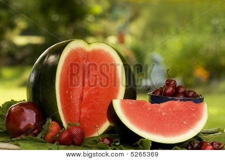 Summer Red Fruit