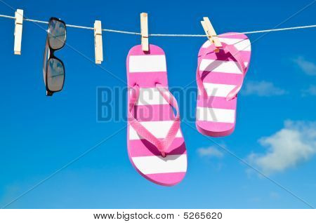 Holiday Washing Line