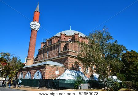 The Banja Baschi mosque