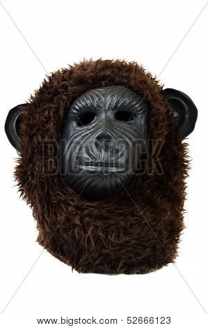 Gorilla Head Mask