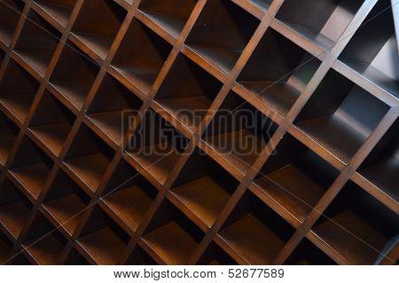 Shelf Champagne