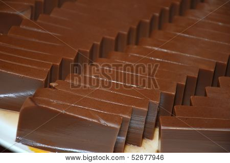Chocolate Jelly Cake