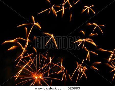 Fireworks Flock