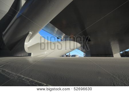 Bridge Construction Detail
