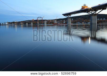 Bridging Shores