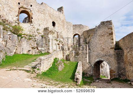 Spis Castle ,Slovakia, Europe