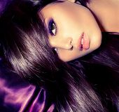 image of violet  - Beauty Girl - JPG