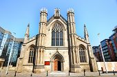 St Mary's Episcopal Church, Glasgow, Scotland, UK