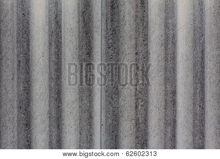 Background  Of Asbestos Roof Surface