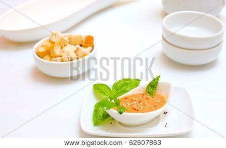 Gazpacho Tomato Soup