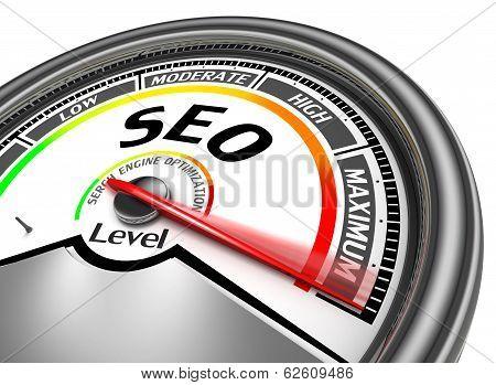 Seo Conceptual Meter