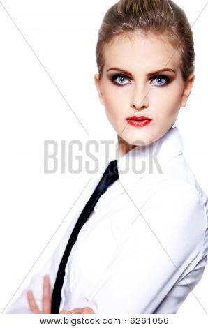 Portrait urban Business-Frau