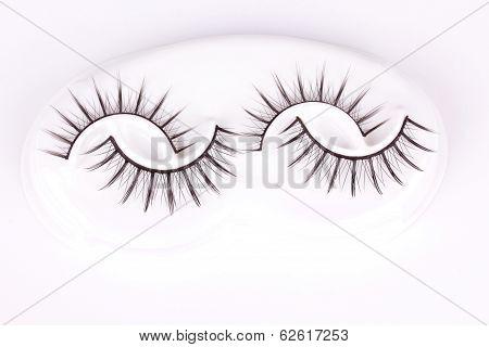 Set Of False Eyelashes