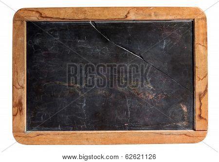 Small Rustic Kids School Slate