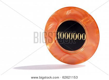 One Million Casino Chip