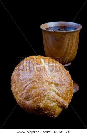 Bread And Cup