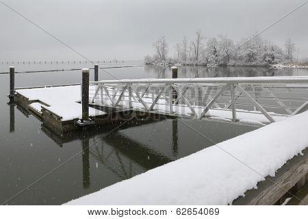 Fishing Float Snow