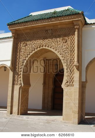 Door Mosque Ahl Fas