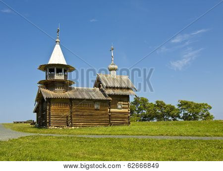 Wooden Church, Kizhi