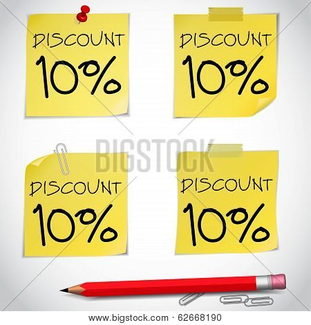 Discount Text