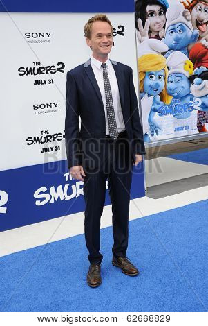 LOS ANGELES - JUL 28:  Neil Patrick Harris arrives to the