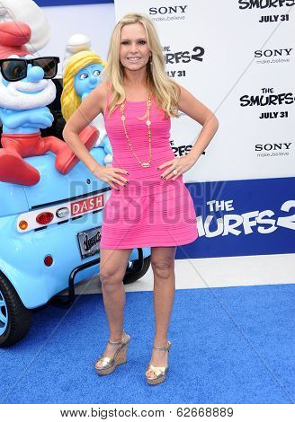 LOS ANGELES - JUL 28:  Tamra Barney  arrives to the