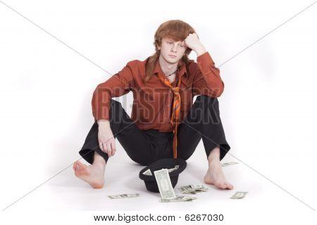 Sad Beggar