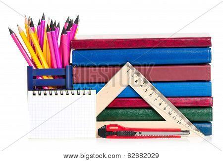 School Writing-materials
