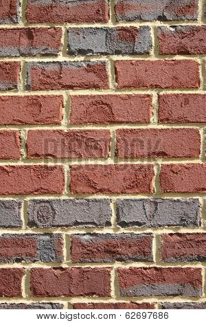 Brick Wall Background (vertical)