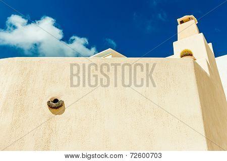 Imerovigli,santorini Island,greece-september 03,2014