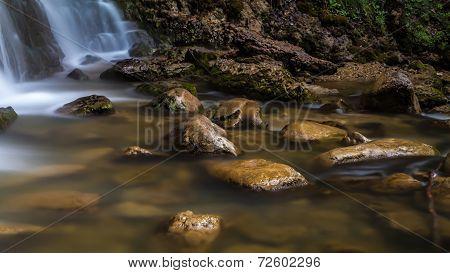 Rocks Along The River