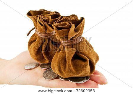 Vintage Bag For The Money