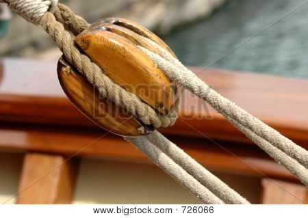 Ship's Block And Tackle