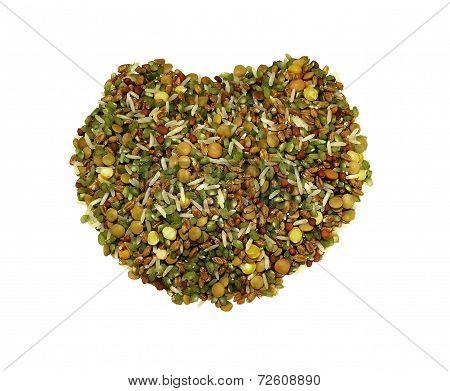 Jade blend Rice Mix