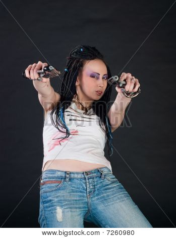 Girl With Guns