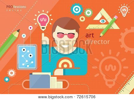 Creative People Design Occupations Art Direction Employment