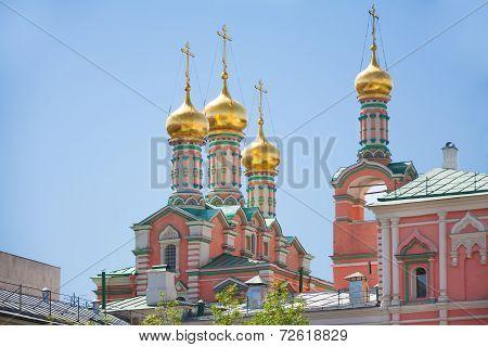 Poteshny Palace (Chamber Miloslavsky) in Moscow